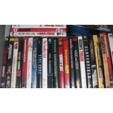 DVDs, Movies